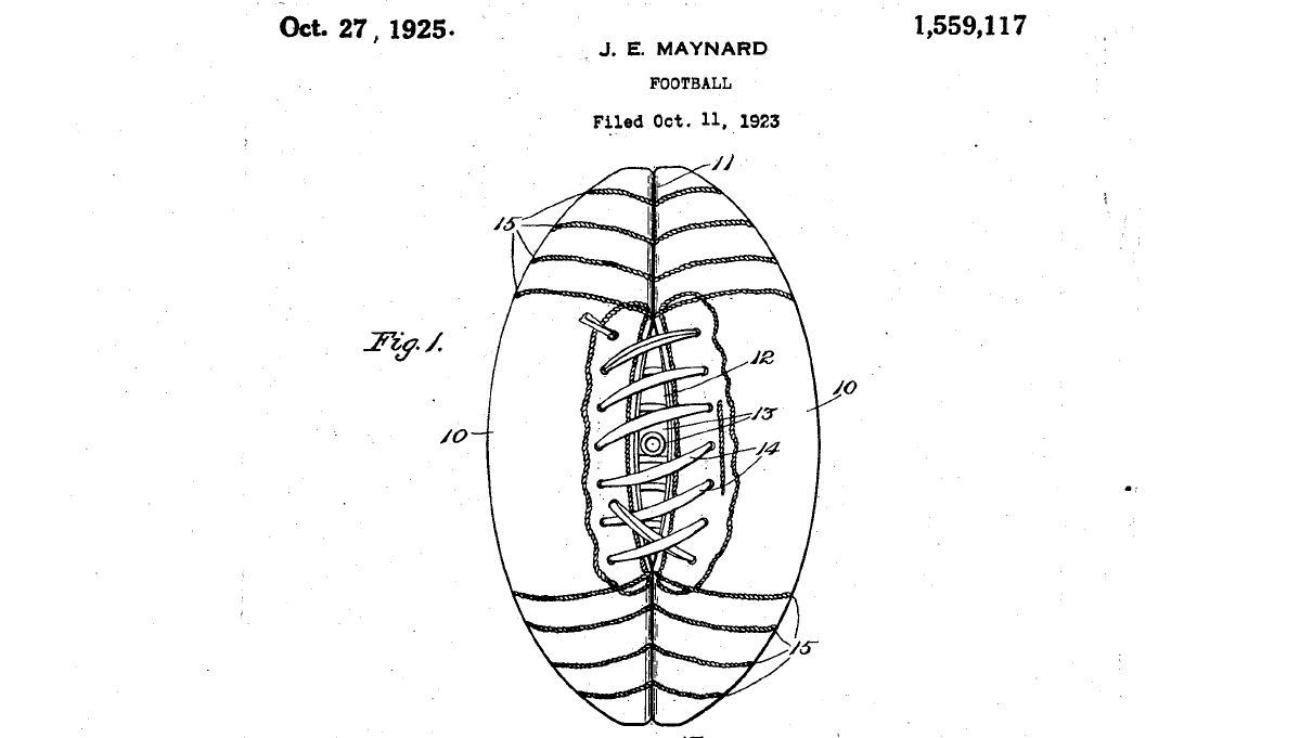 football patent 1599117 cropped - Patterson Intellectual Property Law