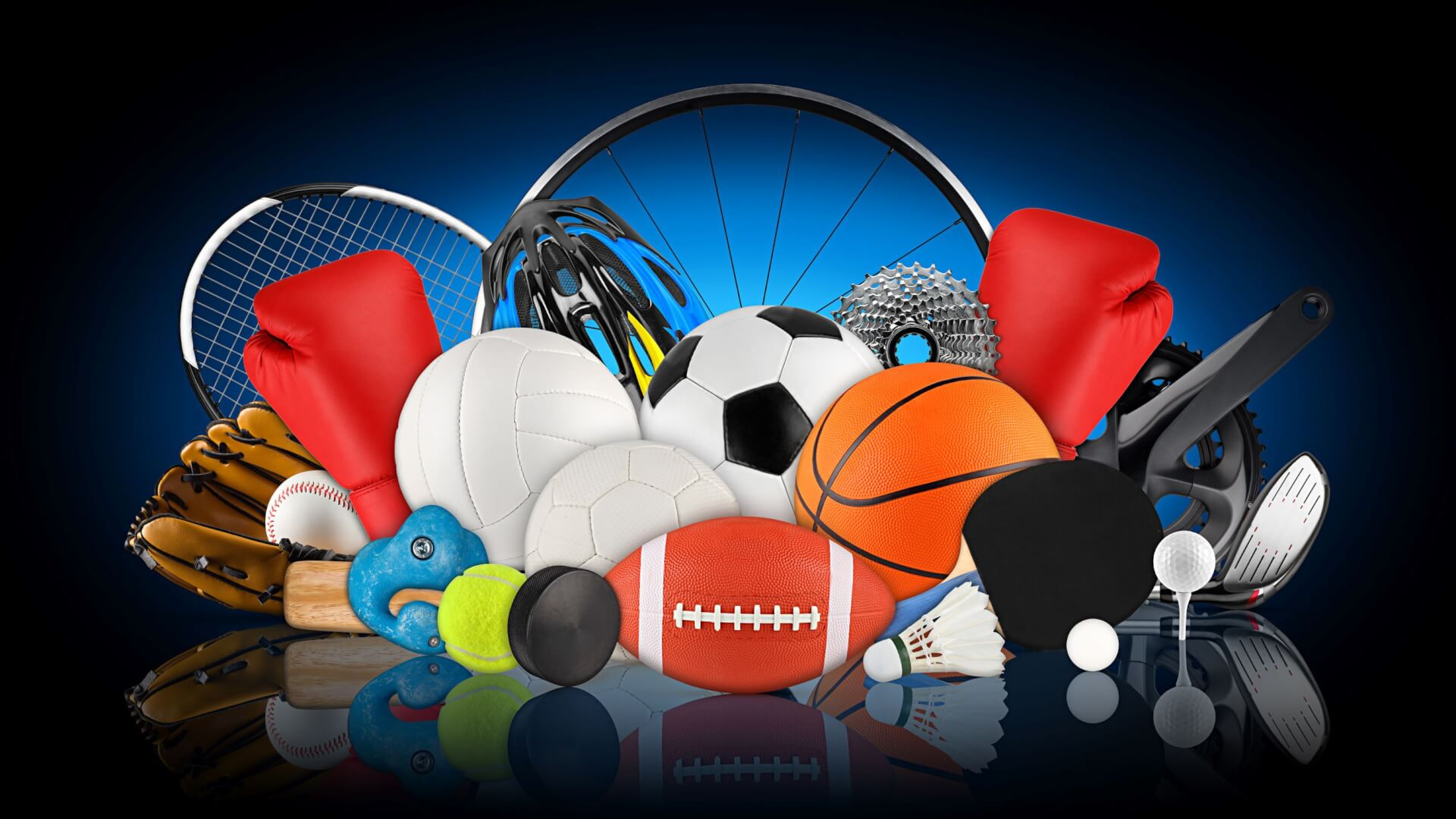 sporting goods collage 1 - Patterson Intellectual Property Law