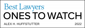 alex huffstutter ones to watch 2022 - Patterson Intellectual Property Law