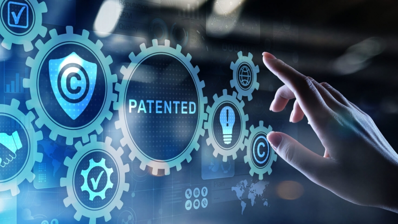 blockchain patented - Patterson Intellectual Property Law